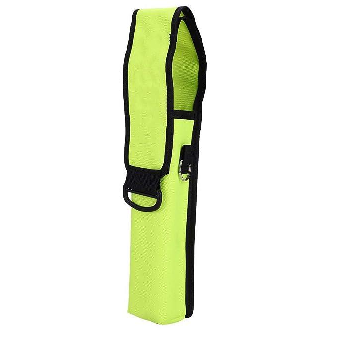 Hose Retainer /& for Scuba Diving Snorkeling D DOLITY Premium Dive Flag Regulator Bag