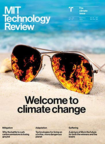 MIT Technology Review Magazine (May/June, 2019) Welcome to Climate - Magazines Music Review