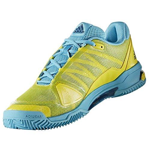 Adidas Barricade Club- Zapatillas para tenis de hombre (40 2/3)