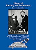 History of Rocketry and Astronautics 9780877035510