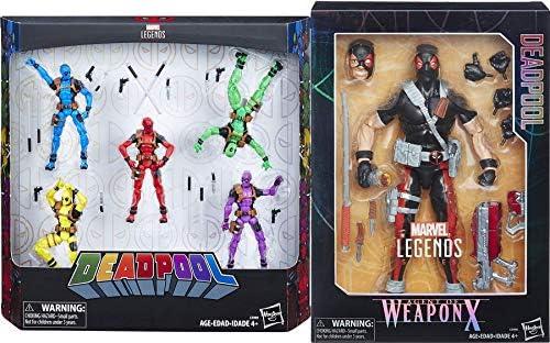Figure 12 Inch Deadpool Marvel Legends Series Agent Of Weapon X