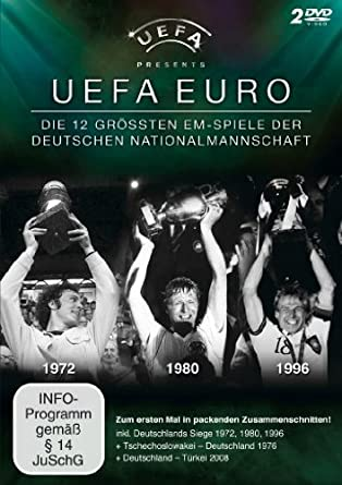 Uefa Euro Die 12 Grossten Em Spiele Der Deutschen