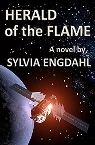 book cover of Herald of the Flame
