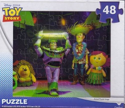 Disney Toy Story Hawaiian Vacation Luau 48 Piece Jigsaw Puzzle -
