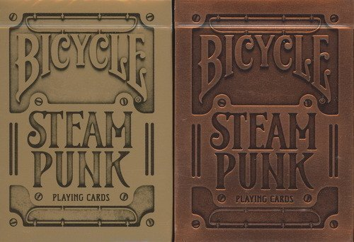 Steampunk Deck by Bicycle 3