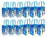 Penguin Winter Themed Party Favor Bags Treat