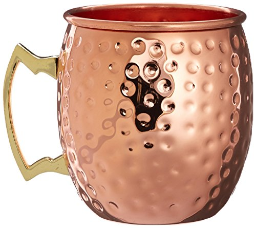 OliaDesign Handmade Hammered Moscow Copper