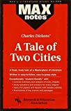 img - for Charles Dickens' Tale of Two Cities (MaxNotes) by Jeffrey Karnicky (1995-06-01) book / textbook / text book