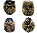 Scottish Kilt Coyote Fur Sporrans %2D Fo