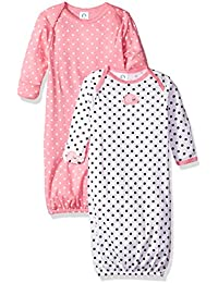 Baby Girls' 2 Pack Gown