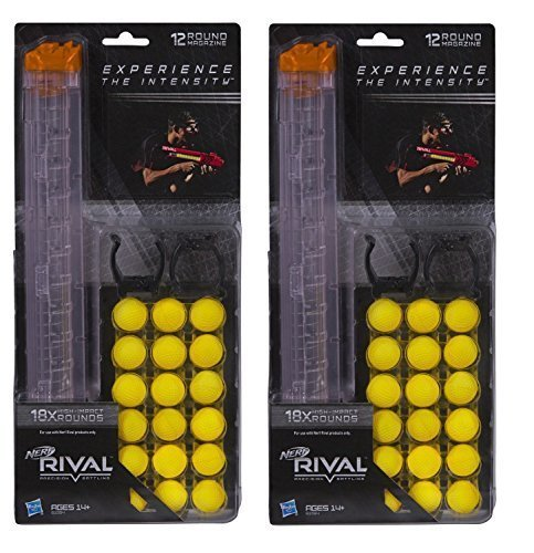 Nerf Rival 12 Round Magazine (Pack of 2)