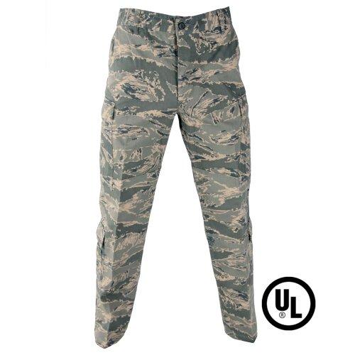 (Propper Men's NFPA-Compliant Abu Trouser, Air Force Digital Tiger Stripe, Size 28/Short)