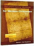 Document Exercise Workbook for Western Civilization, Spielvogel, Jackson J., 0534568475