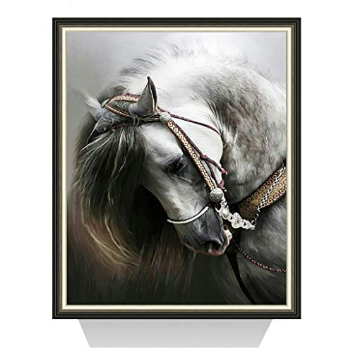 Pengy 5D Animal Painting Wall Decor Painting Photo Paintings on Canvas Art for Home -