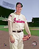 "Bob Feller Cleveland Indians MLB Photo (Size: 8"" x 10"")"