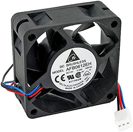 Ventilador DC Brushless afb0612eh DC 12 V Cooling Fan 3-Pin 60 x ...