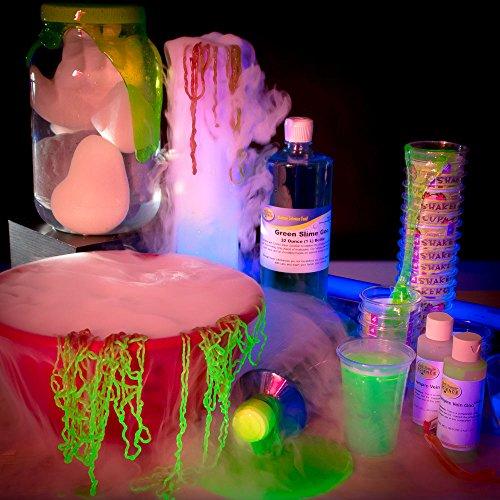 Steve Spangler's Halloween Science Party Science Experiment Kit for Kids and Classroom