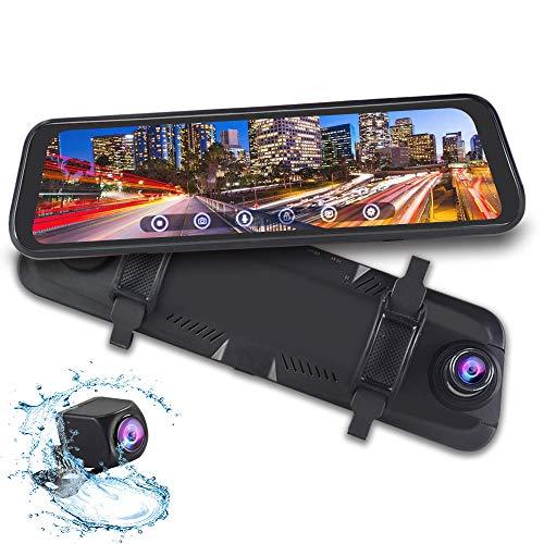 1080 p car dvr dual camera - 2