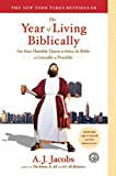 Best Simon & Schuster Book Of The Years - The Year of Living Biblically: One Man's Humble Review
