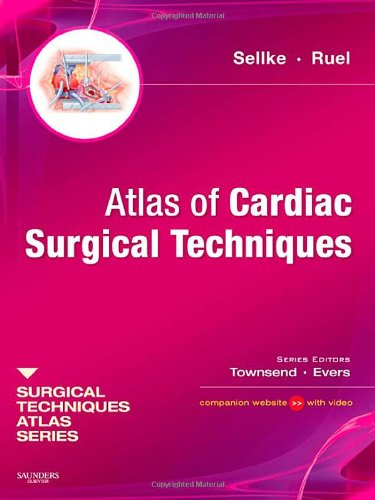Pdf Medical Books Atlas of Cardiac Surgical Techniques: A Volume in the Surgical Techniques Atlas Series