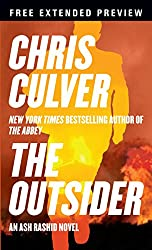 The Outsider - Free Preview (first 3 chapters) (Ash Rashid Series)