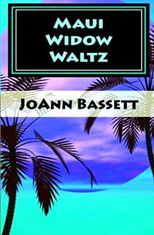 book cover of Maui Widow Waltz