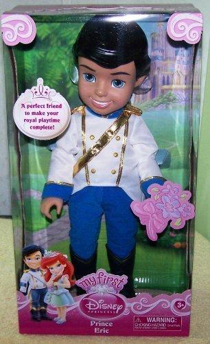 "Disney My First Disney Princess *Prince Eric* 14""H Doll"