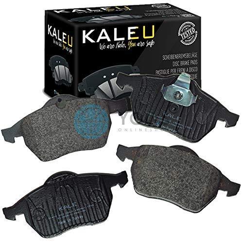 Kale 9195146 Front Axle Set of Brake Pads Brake Pads: