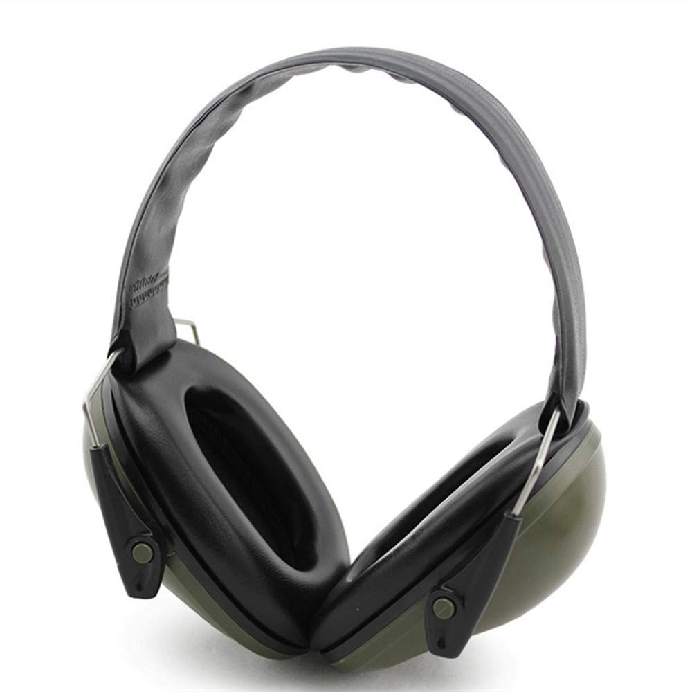 防音イヤーマフ 音の増幅電子撮影イヤーマフ、保護ノイズ防止子供のためのサイズの広い範囲小大人、赤ちゃん、男の子、女の子、騒音低減ヘッドフォンブロッキングプロテクター女性調節可能な黒 保護ノイズ対策  B07R6GCV9B