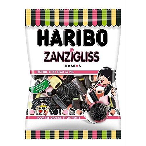 Haribo ZANZIGLISS Licorice ()