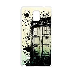 Samsung Galaxy Note 4 Phone Case Doctor Who SX48255