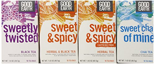 Good Earth Black Variety Boxes