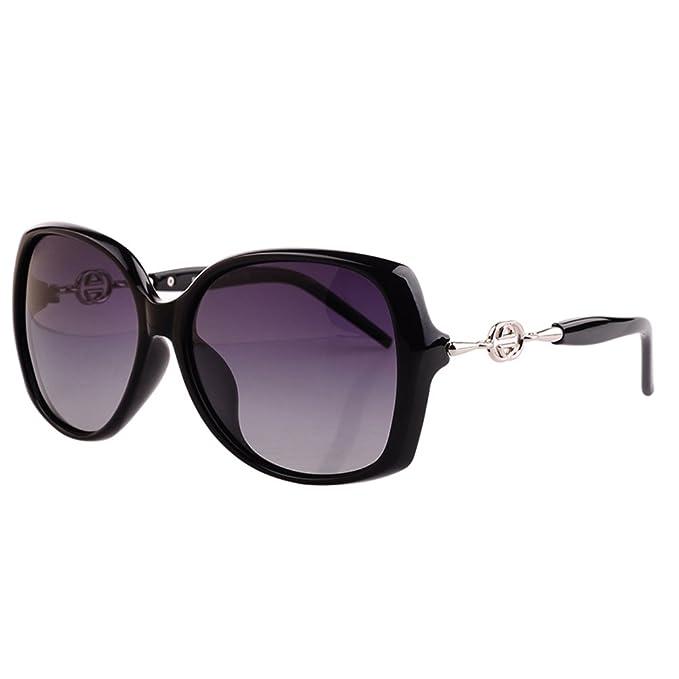 gafas de sol del ms/Receta personalizada Vintage gafas de sol polarizadas-A