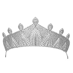 Crystal Crowns Tiaras Headband for Girls