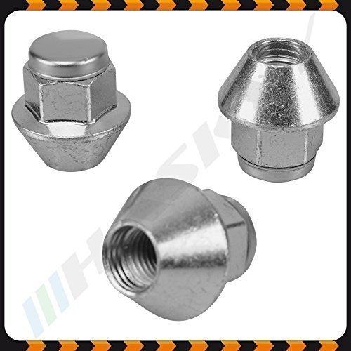 20 ZINK Radmutter Mutter M12x1,5x30 SW19 Kegelbund Kegel 60/° Alu Stahl Felgen