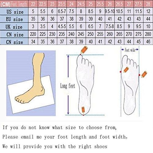 Black Peep Botas Alto 42EU Kitzen Sandalias Correas Las Toe Mujeres Zapatos con Tacón De 7xTRfznx