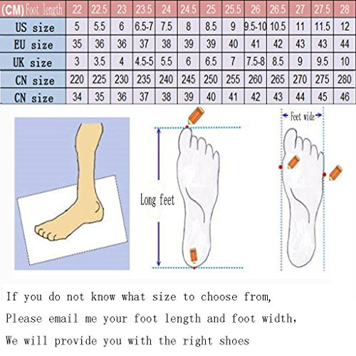 Flejado Black Zapatos Tacón Botas De Alto Toe De Sandalias Peep Las Mujeres Kitzen 37EU wPqzU7q