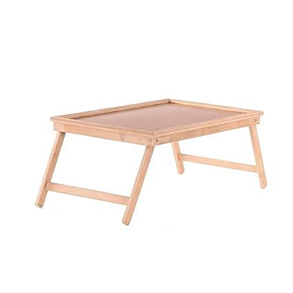 Amazon.com: Jaromepower Bamboo Tray with Foot ...