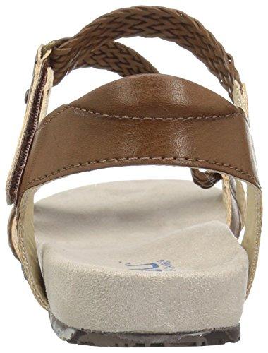 Jbu Ved Jambu Kvinders Loreta Gladiator Sandal Cognac 1SKv6Q