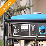 Standby Generator Installation (Needs Fuel Line)