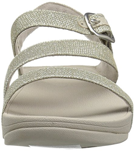 Fitflop Skinny Flip Sandal Z Pale Flop Sparkle Strap The Gold Women's rq7wCr4