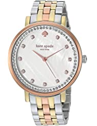kate spade new york Womens Monterey Quartz Stainless Steel Casual WatchMulti Color (Model: KSW1143)