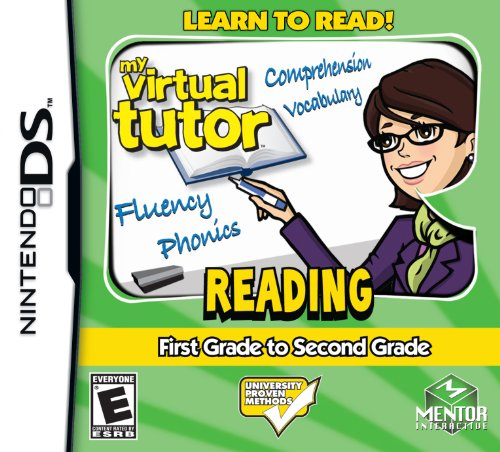 My Virtual Tutor: Reading 1st Grade to 2nd Grade by Mentor InterActive