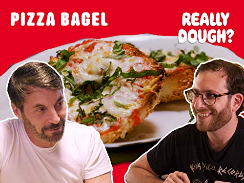 Is a Pizza Bagel Really Pizza?
