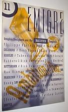 Emigre Magazine #11, Spring 1989 Issue:…