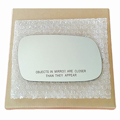 (Mirror Glass and Adhesive 00-04 Subaru Legacy Brighton L GT Passenger Right Side Replacement (Does not fit Outback model))