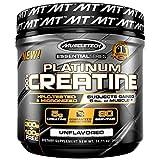 Best unknown Bodybuilding Supplements - Creatine 100% Platinum Essential Series Unflavored 80 Servings Review