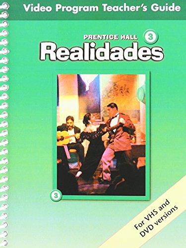 PRENTICE HALL SPANISH REALIDADES VIDEO PROGRAM DVD LEVEL 3 FIRST EDITION 2004C