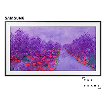 Samsung UN65LS03NAFXZA Flat 65 LED 4K UHD The Frame Smart TV 2018