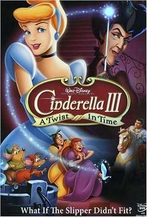 Amazon com: Cinderella III - A Twist in Time: Jennifer Hale, Susanne